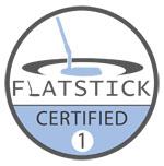 Flatstick Certified